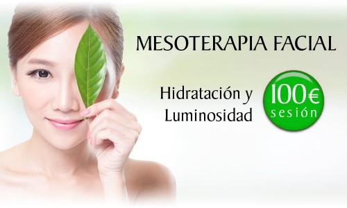 Precio de la Mesoterapia para el Rejuvenecimiento Facial en la Clínica Dual de Valencia