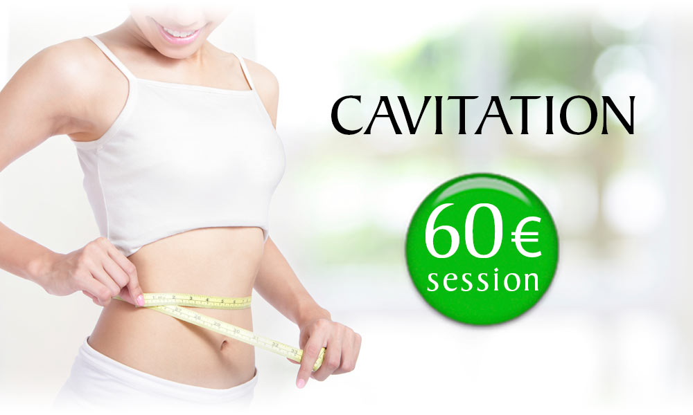 Cavitation Localised Fat treatment prices at Clínica Dual in Valencia