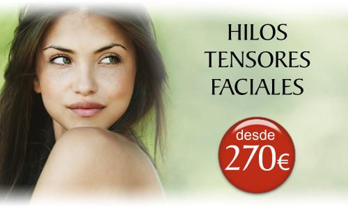 Precio del tratamiento de Hilos Tensores Faciales en la Clínica Dual de Valencia