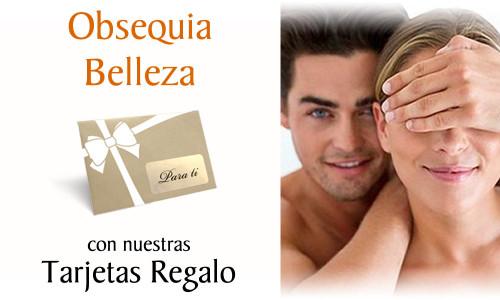 Regala Belleza con las Tarjetas Regalo de Tratamientos Estéticos de la Clínica Dual en Valencia