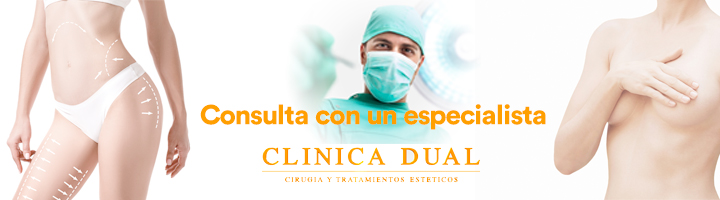 banner consulta especialista - clinica dual