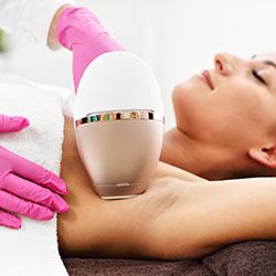 como funciona la depilacion laser - clinica dual