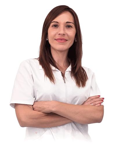 Beatriz Margáix, enfermera de la Clínica Dual de Valencia