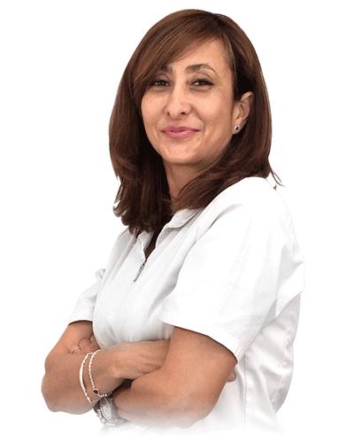 Marisol Roldán, Encargada de Recepción y Atención al Cliente de la Clínica Dual de Valencia