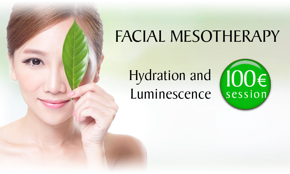Facial Mesotherapy treatment prices at Clínica Dual in Valencia