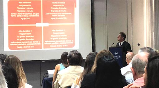 SEMAL 2018: el Doctor José Folch expone su ponencia sobre el uso del Plasma Pobre en Plaquetas como sustancia de relleno en el XVII Congreso de la SEMAL | Clínica Dual Valencia
