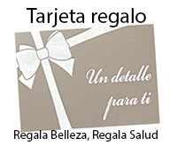 Tarjeta Regalo Belleza Clincia Dual