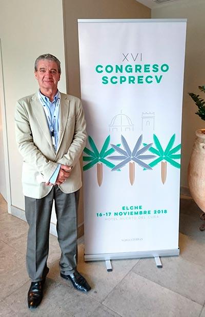 La Clínica Dual asistió al XVI Congreso de la Sociedad de Cirugía Plástica, Reconstructora y Estética de la Comunidad Valenciana, mediante la presencia del Doctor Ricardo González de Vicente.